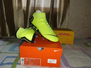 Zapatos De Futbol Nike Mercurial De Fierro