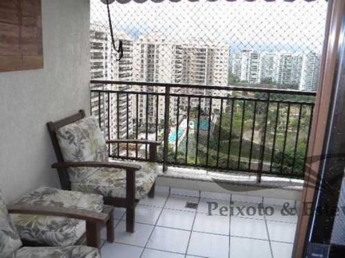 Imagem 1 de 12 de Apartamento-à Venda-barra Da Tijuca-rio De Janeiro - Svap30008