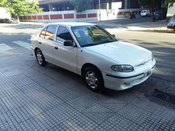 Hyundai Accent 1.5 Gls 4dr 1997