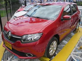 Renault Sandero 2017 Rojo