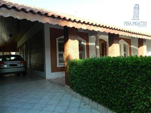 Casa À Venda, 408 M² Por R$ 1.100.000,00 - Jardim Fortaleza - Paulínia/sp - Ca0261