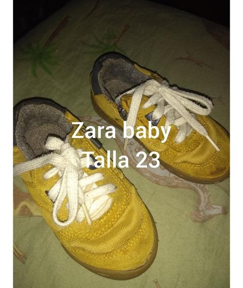Gomas Zara Baby Originales Talla 23