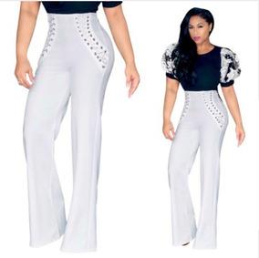 97c9b58c02 Pantalon Bota Campana Mujer - Ropa y Accesorios en Mercado Libre ...