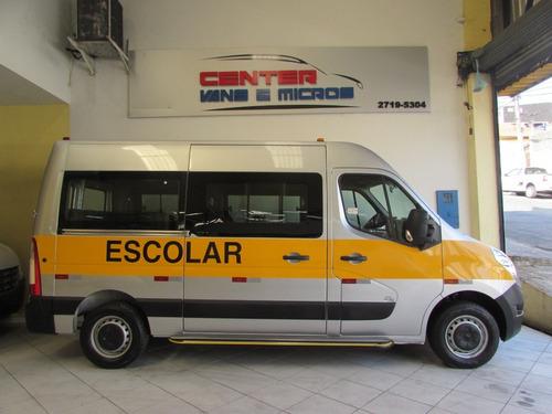 Renault Master Escolar Prata