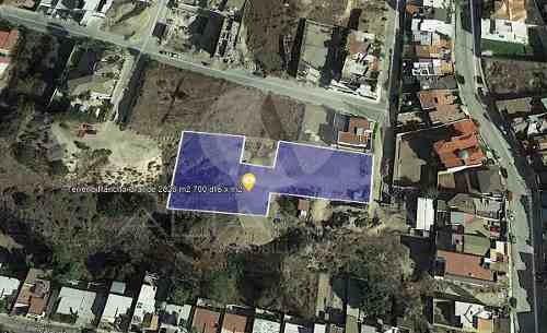 Terreno En Venta 9na. Sección Chapultepec Tijuana