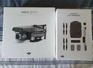 Nuevo Mavic 2 Pro + Fly Más Original