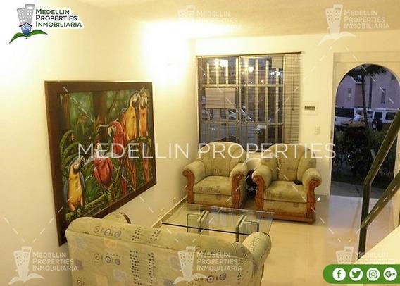 Apartamentos Amoblados Baratos En Medellín Cód: 4265