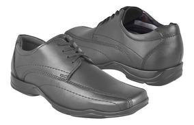 Zapatos Clásicos Para Joven Flexi 93509 Piel Negro