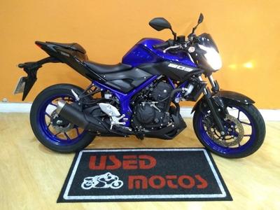 Yamaha Mt 03 320 2020 Azul