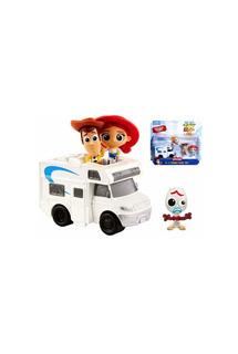 Pack De Mini Figuras De Toy Story 4: Woody, Jessie Y Forky