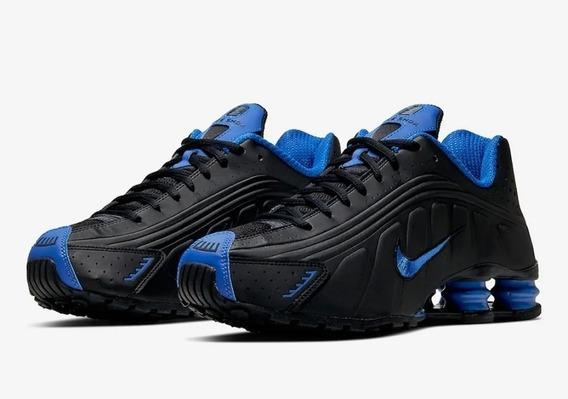 Tênis Nike Shox R4 Original Masculino 4 Molas