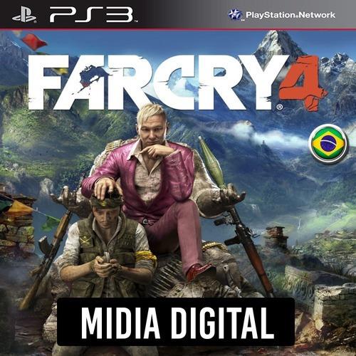 Ps3 Psn* - Far Cry 4 Portugues