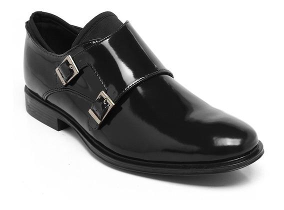 Sapato Mariner Preto 25920-3cb