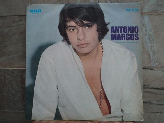 Antonio Marcos- Rca -primeiro - Lp Vinil