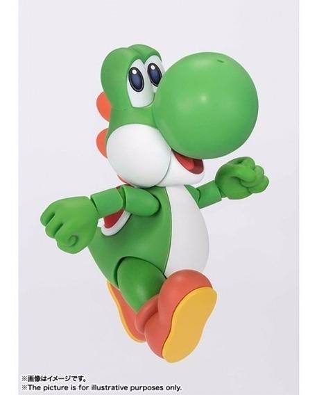 S.h. Figuarts - Yoshi - Bandai ( Mario )