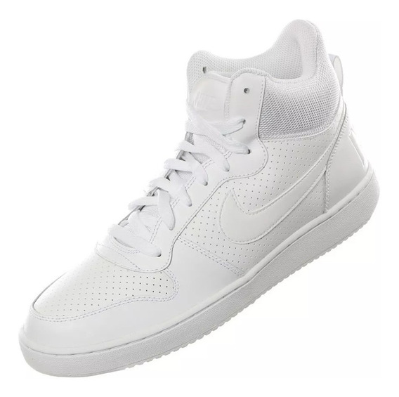 Tenis Nike Court Borough Mid Original + Envío Gratis + Msi