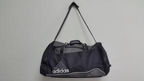 5538ee5e7 Mochila Adidas Essentials Linear Cinza - Bagagem e Bolsas no Mercado ...