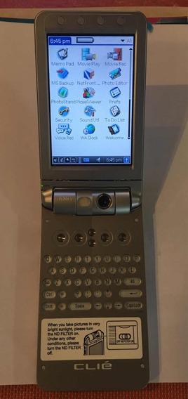 Sony Clie Peg Nx 80 Para Coleccionistas