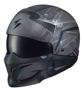Casco Para Moto Scorpion Exo Covert Incursion Phantom 2019