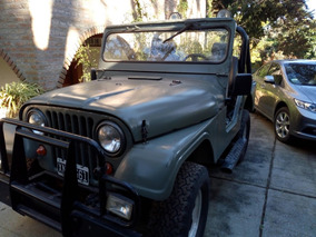 Jeep Ika, Original, 4x4