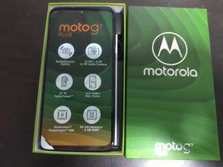 Moto G7 Plus Semi Nuevo