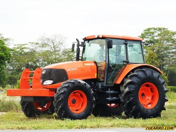 Agricola Tractor Kubota M135x