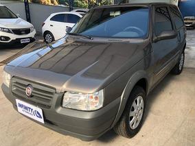 Fiat Uno Mille Way Economy 1.0 Mpi 8v Flex 2p Mec. 2010