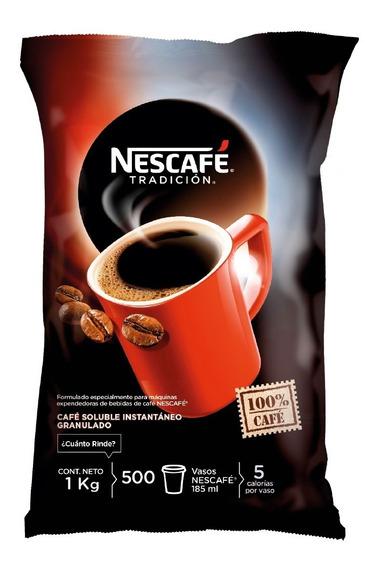 Nescafé Tradición Bolsa 1kg