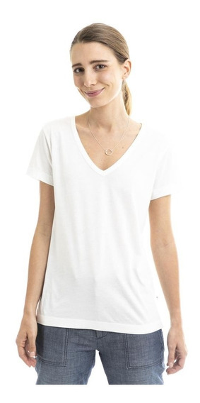 Escoge Tu Blusa Dockers® Mujer Relaxed V-neck Tee