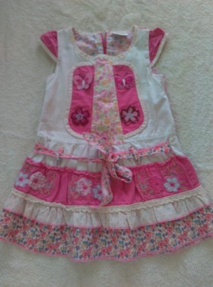 Vestido Para Niñas Talla 2