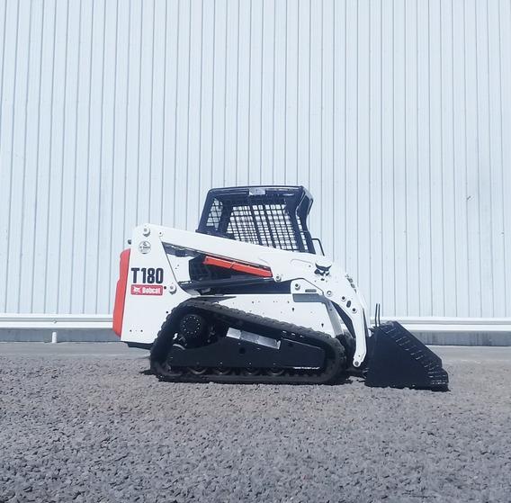 Minicargadora Bobcat T180 (usada), Desde
