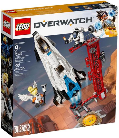 Lego 75975 Observatorio De Gibraltar Overwatch, Envío Rápido