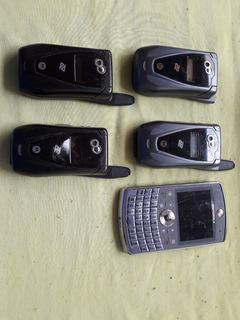 Celulares Motorola Antigos