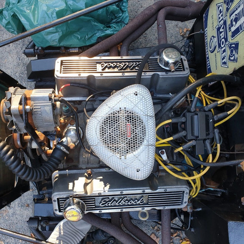 Chevrolet V8 327 /rat 1946 Permuto