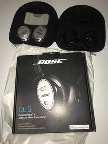 Headphone Bose Qc3 - Fone De Ouvido