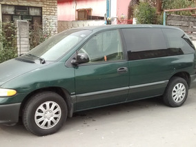 Dodge Caravan 4 Cilindros 2.4