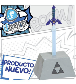 Espada Master Sword Abre Cartas The Legend Of Zelda Think