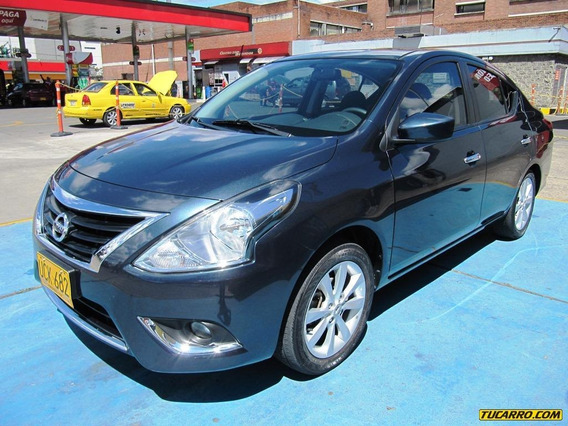 Nissan Versa Full Equipo Advance