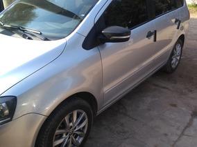 Volkswagen Suran 1.6 Highline 101cv Cuero 2014