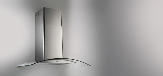 Campana De Cocina Tst Lacar Cristal 60cm Sin Salida