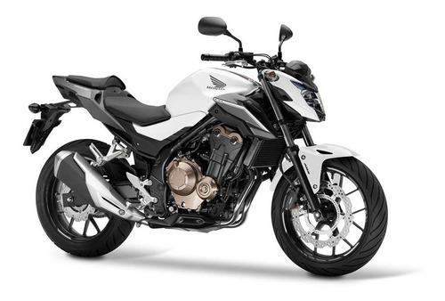 Moto Honda Cb 500 F 0km 2019 Roja