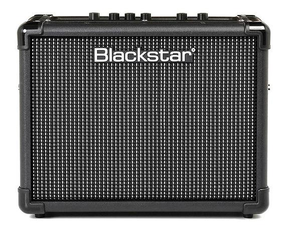Combo Programável Amplificador Para Guitarra 10w Blackstar I