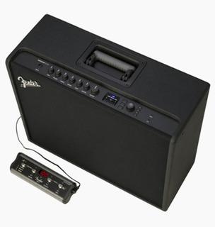 Amplificador Fender Mustang Gt 200 Para Guitarra Electrica