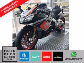 Aprilia Rsv4 Rf 0km 2017 Motoplex Pilar.