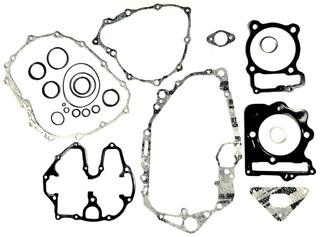 Kit Juntas Motor + Orings Honda Xr 400 Jc Solomototeam