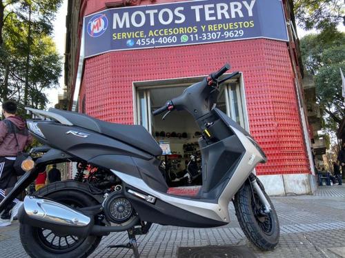 Zanella Rs 150, Scooter , No Exclusive, No Vespa No Motomel