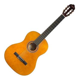 Guitarra Clásica Criolla Valencia Vc104 Tamaño 4/4 Estudio