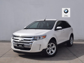 Ford Edge 3.5 Sel At Mensualidad Desde $4,249!!!