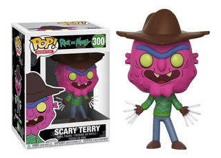 Figura Funko Pop Animation R&m - Scary Terry 300. Original