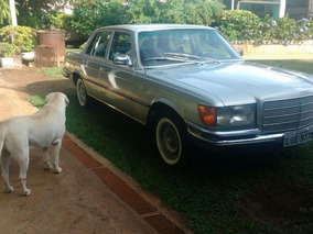 Mercedes Benz 1974 V 8 Impecavel